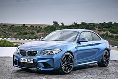 The 2016 BMW M2has FINALLY been revealed! Price: 56,700 euros. The numbers: 370 horsepower and 465 Nm of maximum torque for this 3-liter inline six-cylinder compact sports car. More like 'Pocket Rocket'!