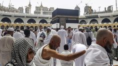 Hadsch beginnt in Saudi-Arabien: Iraner dürfen nicht nach Mekka