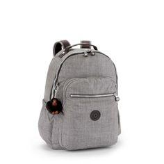 Jean Grey, Kipling Backpack, Seoul, School Supplies, Travel Bags, Love Fashion, Fashion Backpack, Backpacks, Leather