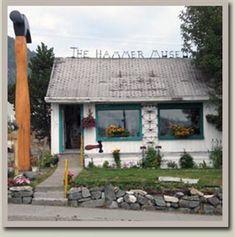 Hammer Museum  Haines Alaska Museum