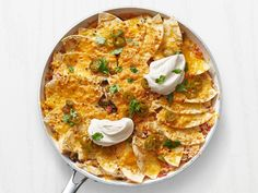 Chicken Enchilada Rice Bake recipe from Food Network Kitchen via Food Network- A very tastey and easy to make dish.