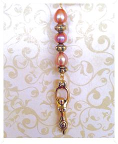 A personal favorite from my Etsy shop https://www.etsy.com/listing/233221314/pretty-pink-freshwater-pearl-and-golden
