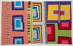Improv Patchwork—Dynamic Quilts Made with Line & Shape   Maria Shell