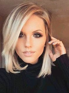 Long bob – briefly lob – hairstyles are beautiful in any texture; straight and sleek or wavy and messy. Related PostsShort Hair with Lowlights Side View ~ … … Continue reading → Lob Hairstyle, Long Bob Hairstyles, Hairstyles 2018, Layered Hairstyles, Pixie Haircuts, 2018 Haircuts, Hairstyle Images, Woman Hairstyles, Style Hairstyle