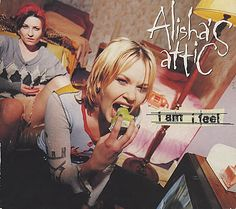 "For Sale - Alisha's Attic I Am I Feel UK  CD single (CD5 / 5"") - See this and 250,000 other rare & vintage vinyl records, singles, LPs & CDs at http://eil.com"