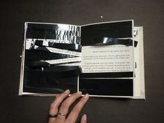 Libro Objeto / Experimental Book by Paula Ve, via Behance