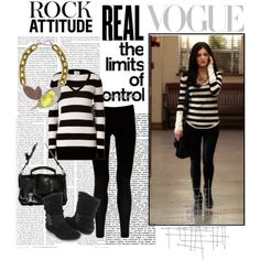 For Whom the Bell Tolls outfit 1, created by ariamontgomery on Polyvore