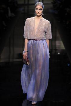 Armani Privé Couture Spring 2014 - Slideshow - Runway, Fashion Week, Fashion Shows, Reviews and Fashion Images - WWD.com