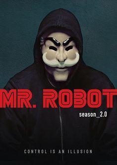 Mr. Robot: Season 2 (DVD, 2017, 4-Disc Set) BRAND NEW & FACTORY SEALED #brand #disc #season #robot
