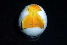 Falešný patchwork - vejce - návod podruhé | Moje mozkovna