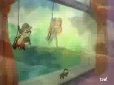 Dibujos animados - Los guardianes rescatadores, Chip & Chop