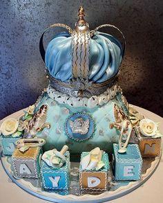 Baby Shower Cake. Cakes   Taarten