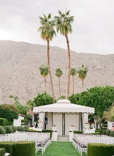 canopy altar | lane dittoe fine art wedding photography