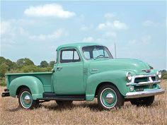 '54 Chevy Truck,love love love