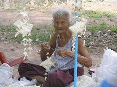 Abuelita de Thailandia