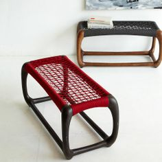 please, get in my house now!   John Vogel Bench | west elm