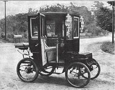 earliest automobiles   Early American Automobiles, 1901 Columbia