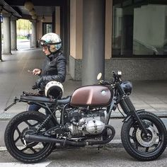 BMW Enduro by NCT Motorcycles: Conquer Every Terrain BMW Modifications www.designlisticl The post BMW Enduro by NCT Motorcycles: Conquer Every Terrain appeared first on Motorrad. Bmw Cafe Racer, Cafe Racer Girl, Cafe Racer Build, Moto Bike, Cafe Racer Motorcycle, Motorcycle Design, Motorcycle Girls, Ural Motorcycle, Cafe Racer Helmet