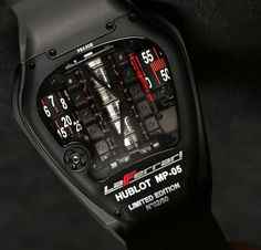 """""""Spending"""" Time A Look At The New Hublot """"Laferarri"""""""