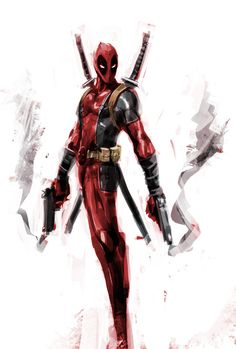 #Deadpool #Fan #Art. (Deadpool) By: Naratani. (THE * 5 * STÅR * ÅWARD * OF: * AW YEAH, IT'S MAJOR ÅWESOMENESS!!!™) [THANK U 4 PINNING!!!<·><]<©>ÅÅÅ+(OB4E)