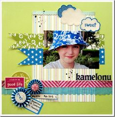 January 2012 Hip Kit layout created by Kristin Kingrey.  For more Hip Kit Club details visit our website...  www.hip2bsquare.com