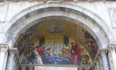 Basílica de San Marcos (Piazza de San Marco de Venezia), Portal Fuenterrebollo