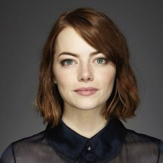 Emma Stone Red Hair Color Formula with Organic Way (Oway) Ammonia-Free Professional Hcolor Line. You'll need 6.35 and HCatalyst (20 Vol). READ ON FOR DETAILS