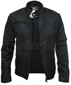 Leather Skin Men Scorpio Corduroy Jacket with Scorpion Embroidery - Leather Skin Shop Best Leather Jackets, Men's Leather Jacket, Leather Skin, Black Leather, Leather Boots, Black Corduroy Jacket, Revival Clothing, Line Jackets, Mens Fashion