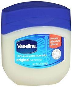Vaseline 100% Pure Petroleum Jelly Skin Protectant 3.75 oz