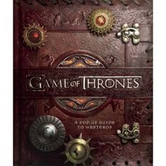 Game of Thrones: Westeros Pop Up Guide Book (Hardcover) | HBO Shop