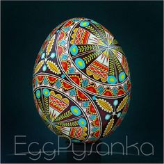 Real Ukrainian Pysanky Chicken Pysanka High Quality byRoman Easter Egg Hand made Ukrainian Easter Eggs, Ukrainian Art, Eggs For Sale, Incredible Eggs, Carved Eggs, Egg Designs, Faberge Eggs, Egg Art, Egg Decorating