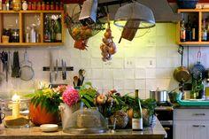 Dreh- und Angelpunkt: Unsere Küche