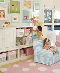 playroom decorating ideas
