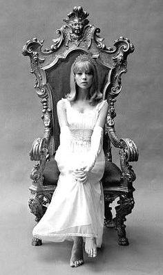 60's Princess Pattie Boyd