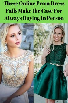 These Online Prom Dress Fails Make the Case For Always Buying In Person Prom Dress Fails, Prom Dresses, Formal Dresses, School Dress Code, School Dresses, Sites Online, Online Jobs, Online Dating, Best Butt Lifting Exercises
