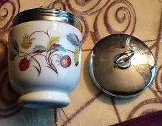 Vintage c. 1970s Royal Worcester Evesham by BuyfromGroovy on Etsy