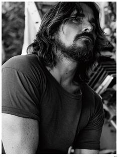 Christian Bale is shot by Mikael Jansson for the latest issue of Wall Street Jou. - Christian Bale is shot by Mikael Jansson for the latest issue of Wall Street Journal Magazine. Gorgeous Men, Beautiful People, Fashion Tape, Actrices Hollywood, Hommes Sexy, Famous Faces, Celebrity Crush, Movie Stars, Sexy Men