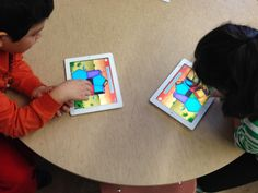 Geometry Apps and Activities for iPads
