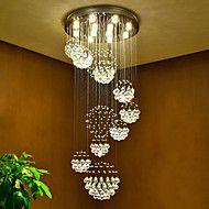 LED+Crystal+Ceiling+Pendant+Lights+Modern+Chandeliers+Home+Hanging+LED+Lighting+Chandelier+Lamps+Fixtures+–+EUR+€+1,040.16