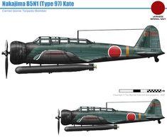 """Nakajima B5N1 Kate """"97"""""""