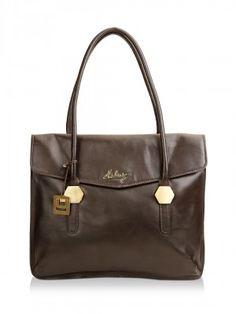 Hidesign Handbag With Envelope Flap by koovs.com