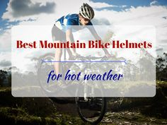 When the weather gets hot, which helmet do you turn to? Find out which mountain bike helmets provide the most ventilation! Best Mountain Bikes, Mountain Biking, Mountain Bike Helmets, Inspire Others, Fitspo, How To Find Out, Weather, Exercise, Board