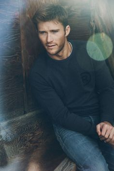 Scott Eastwood, by Bryan Sheffield for Nylon