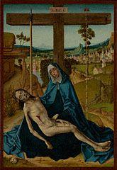 Pietà (Getty Museum)