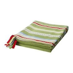 """Ikea Torva Blanket, Green by ikea. $25.99. Product dimensions Length: 71 """" Width: 47 """""""