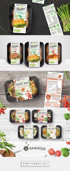 & Samhoud Food - Packaging of the World - Creative Package Design Gallery - http://www.packagingoftheworld.com/2016/06/samhoud-food.html