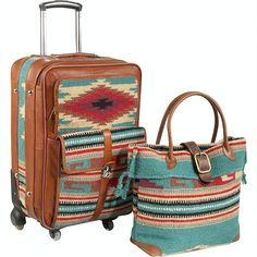 AmeriLeather Odyssey 2 Pc. Carry-on Luggage Set - eBags.com