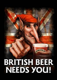 British Beer Needs You!