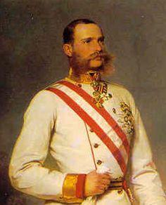 Emperor Franz Joseph I was the leader of Austria Hungary in 1914 and his nephew was Archduke Franz Ferdinand. Triple Alliance, Impératrice Sissi, Joseph, Empress Sissi, First French Empire, Kaiser Franz, Archduke, Austrian Empire, Nasa Astronauts