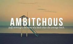 Ambitichous